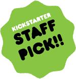 Kickstarter Staff Pick