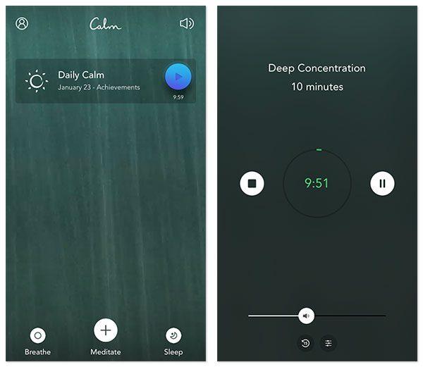 Figure 14: I like to use the Calm app for mindfulness and meditation.