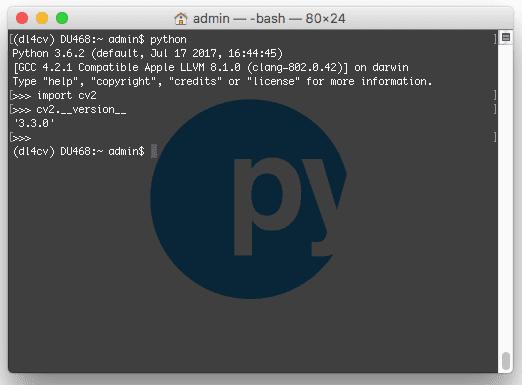 install numpy mac python 3