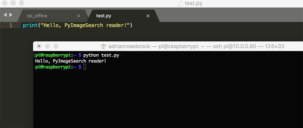 Python sshfs