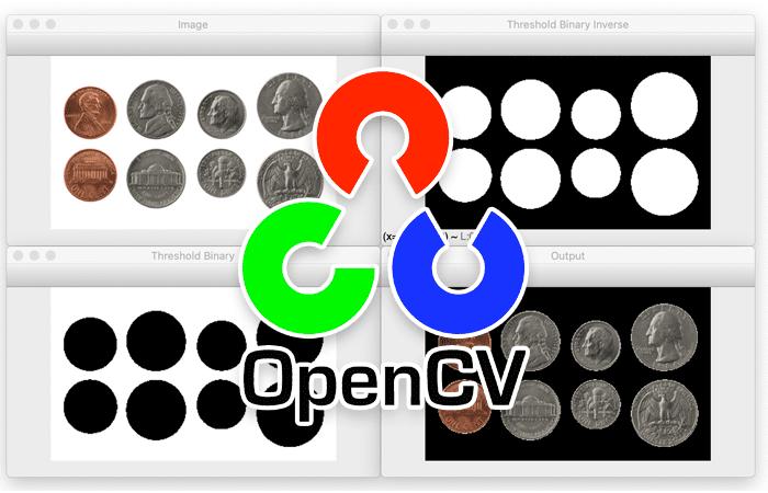 OpenCV Thresholding ( cv2.threshold )